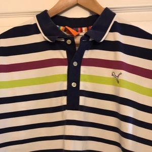 Puma Shirts - Men's PUMA USP DRY Golf Shirt ✌️